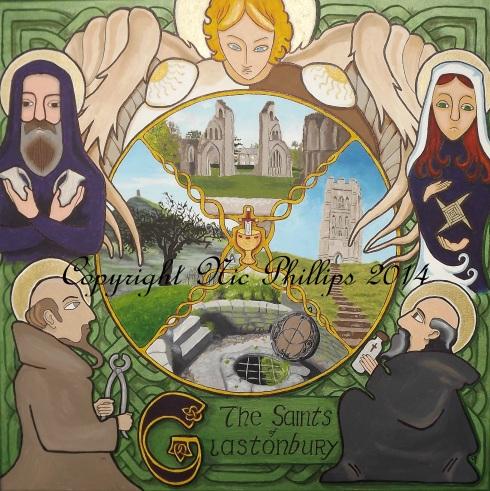 The saints of Glastonbury 5 web