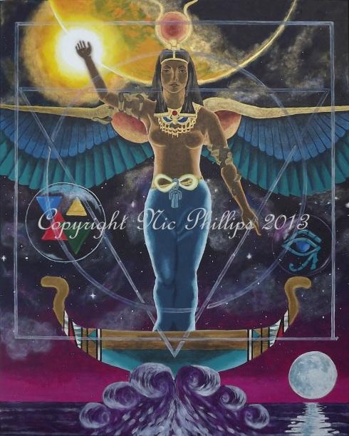 Cosmic Isis 2 web