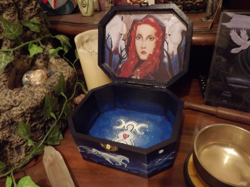 Rhiannon's Box of Secrets