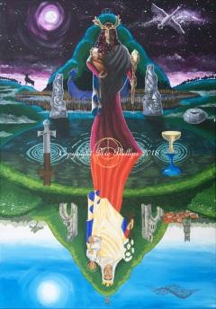 Lady of Glastonbury Lady of Avalon web 2
