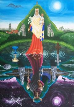 Lady of Glastonbury Lady of Avalon web